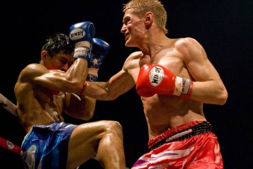 тайский бокс в мурманске
